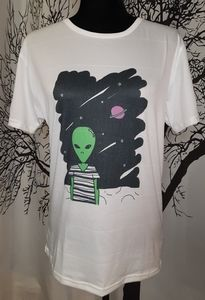 Spaced Out Alien T-shirt